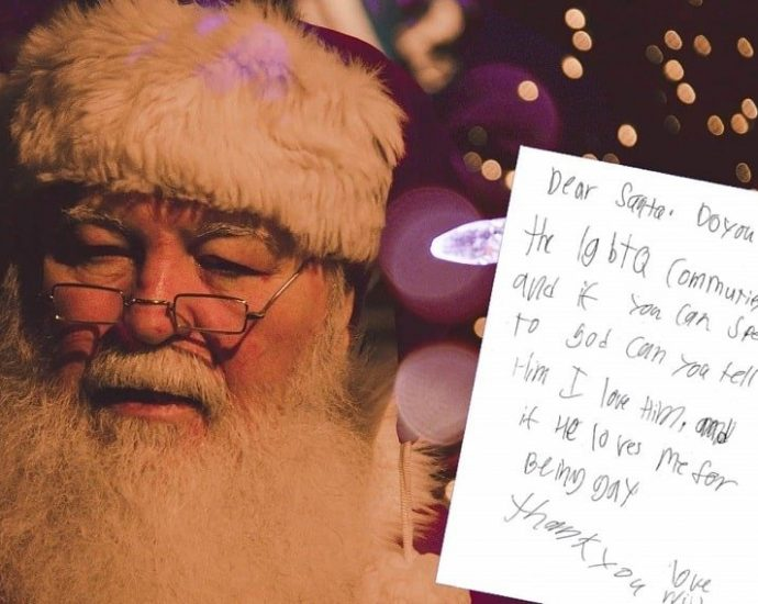 Three Of The Punniest Santa Letters Puns You can find